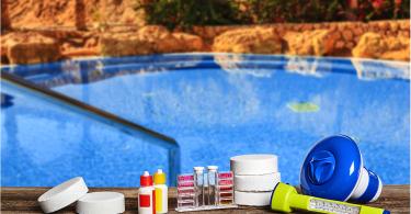chlore piscine